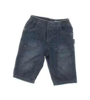 Dětské džíny na gumu Mexx modré
