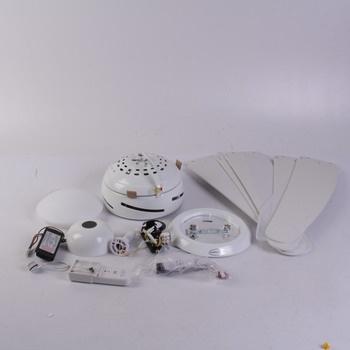 Stropní ventiláror Westinghouse Bendan bílý