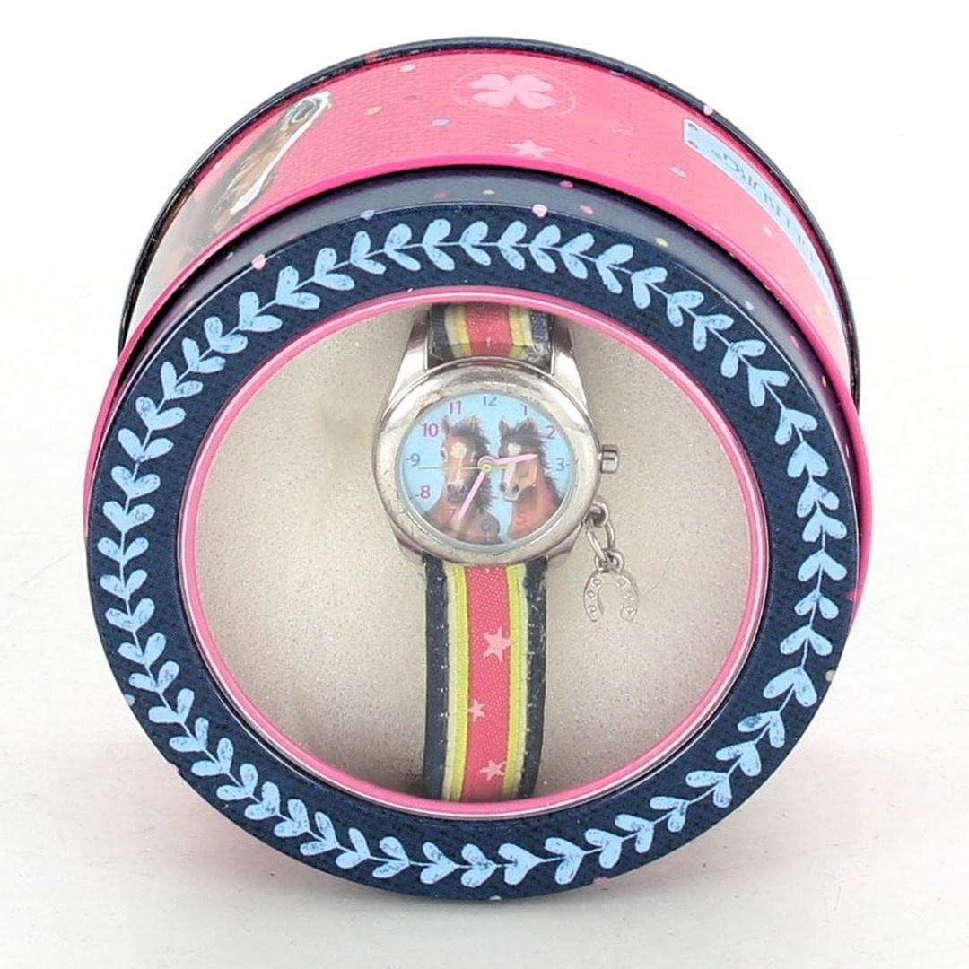 Dívčí hodinky Die Spiegelburg