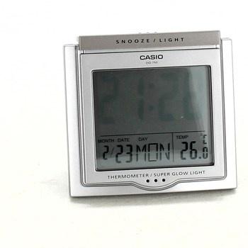 Digitální budík s kalendářem Casio DQ-750