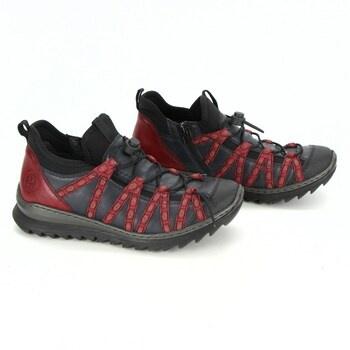 Dámské turistické boty Rieker