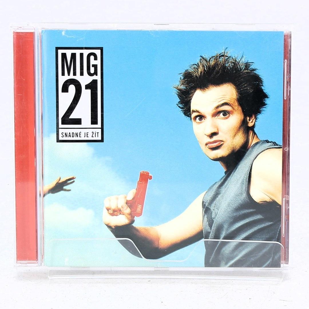 Mig 21, Snadné je žít (BCD B&M Music)