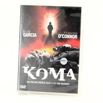 3 filmy na DVD (Hannibal Zrození, Koma)