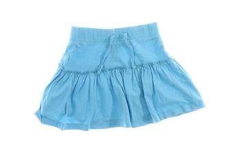 Dívčí sukně George odstín modré