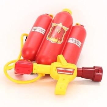 Dětské vodní dělo pro malého hasiče