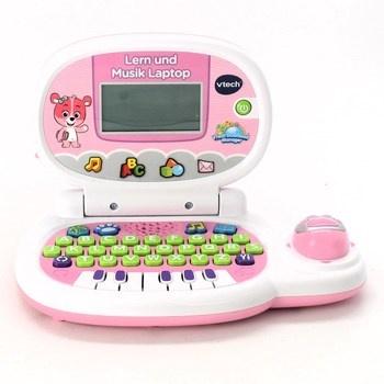 Dětský laptop Vtech 80-139554 Lern und Musik
