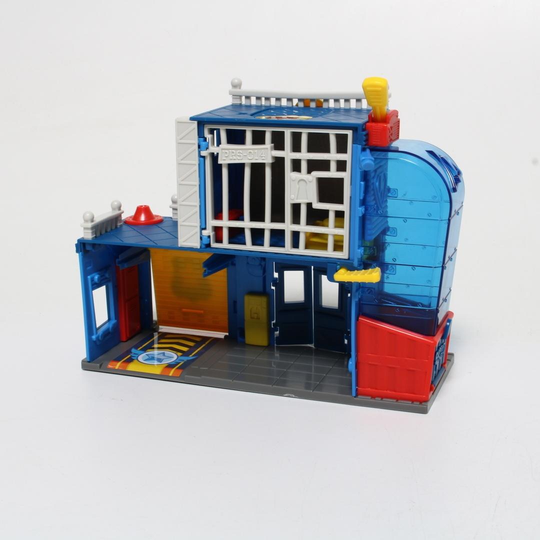 Policejní stanice Superzings