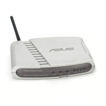 Wifi router Asus WL-500G Deluxe