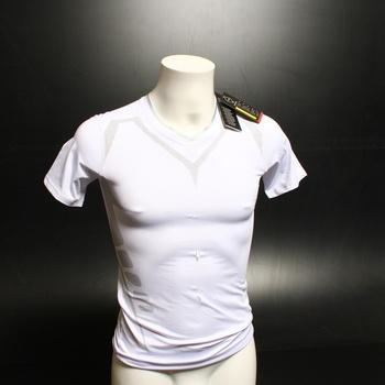 Sportovní tričko Amzsport bílé