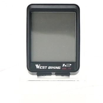 Tachometr Lixada West Biking LCD