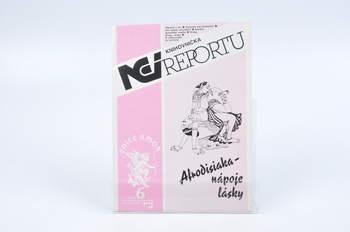 Radim Uzel: Afrodisiaka - Nápoje lásky