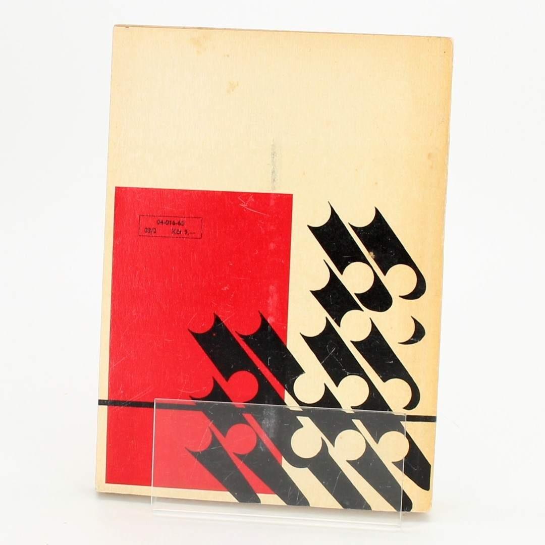 Kniha Stochastické početní met. B. Šrejder