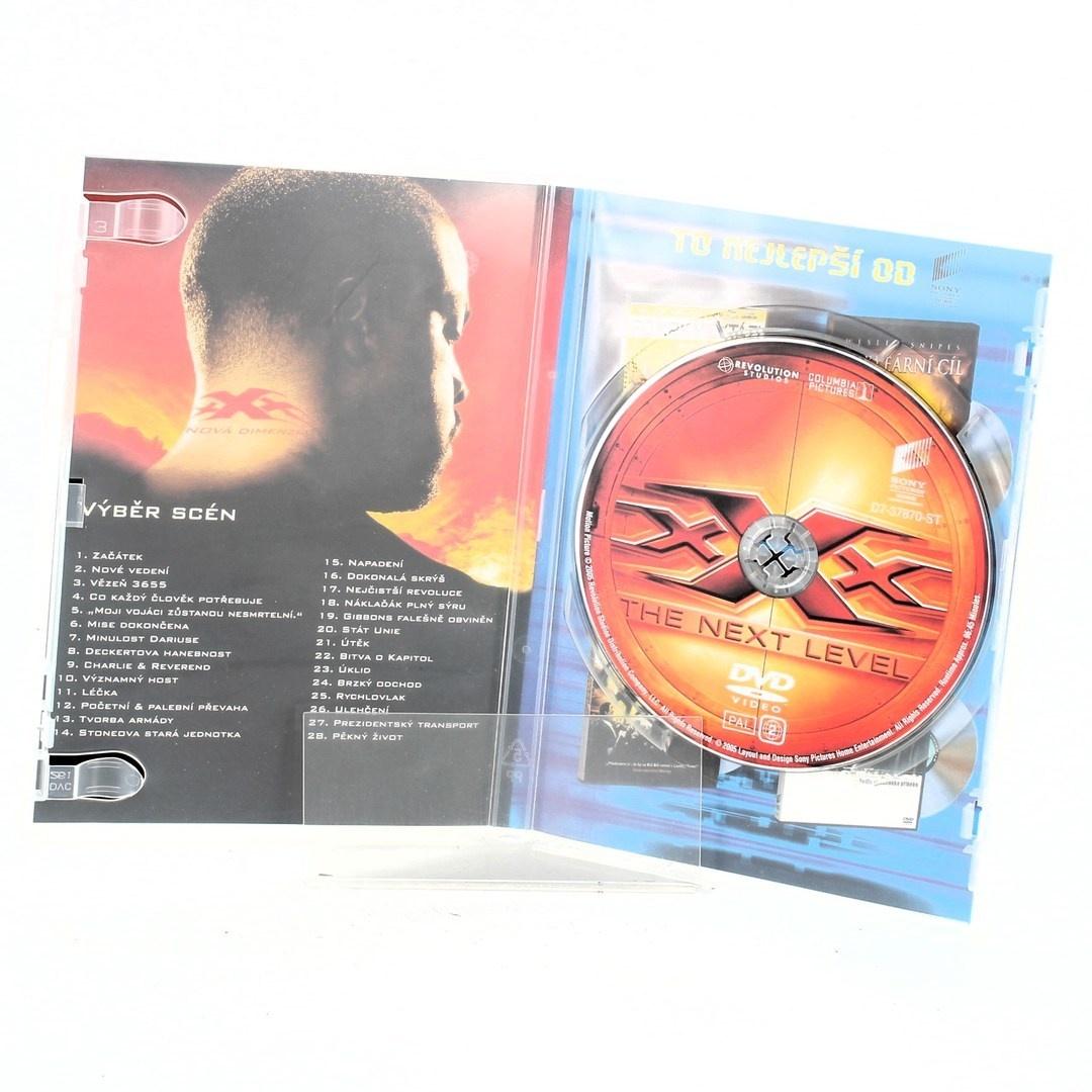 DVD XXX Nová dimenze