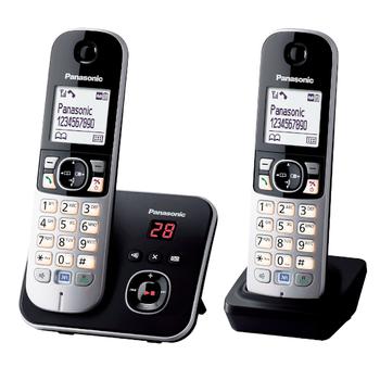 Bezdrátové telefony Panasonic KX-TG6822