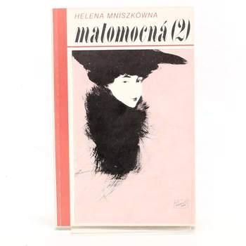 Kniha Helena Mniszkówna: Malomocná II. díl