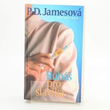 Kniha P. D. Jamesová: Rubáš pro slavíka