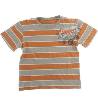 Dětské tričko M&S oranžovobéžové