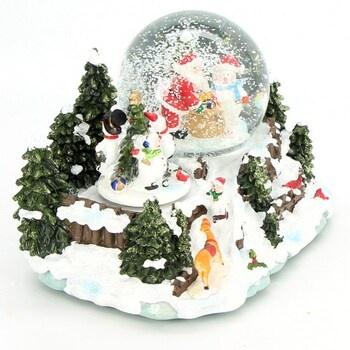 Dekorační koule WeRChristmas  Santa