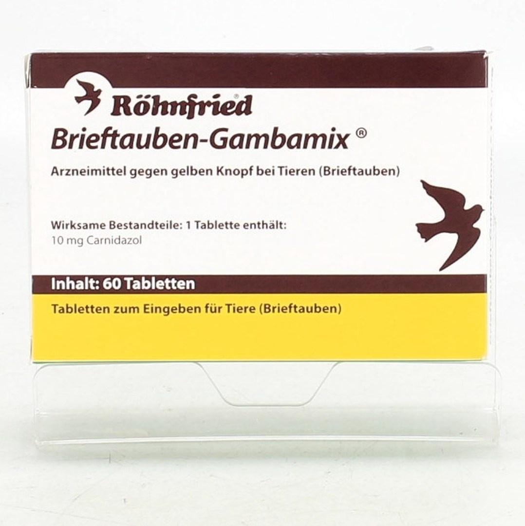 Tablety pro holuby