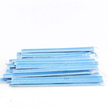 Reflexní pásek modrý - 52 ks