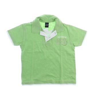 Dětské tričko Next Authentic N82 zelené
