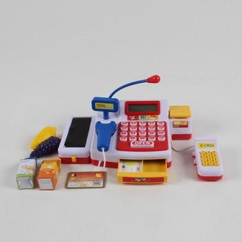 Dětská pokladna s příslušenstvím Simba Toys