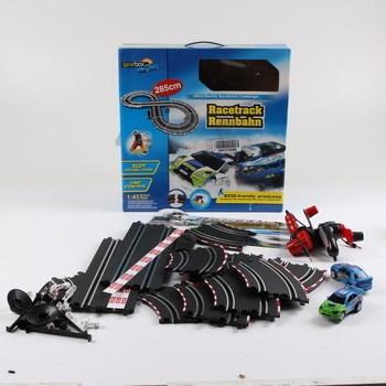 Dětská autodráha GearBox Eco-friendly
