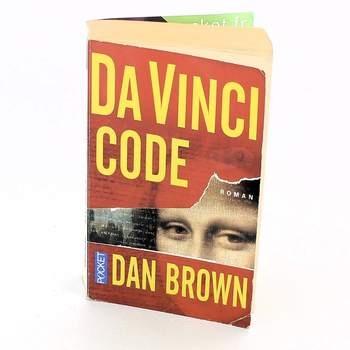 Kniha Da Vinci code Dan Brown