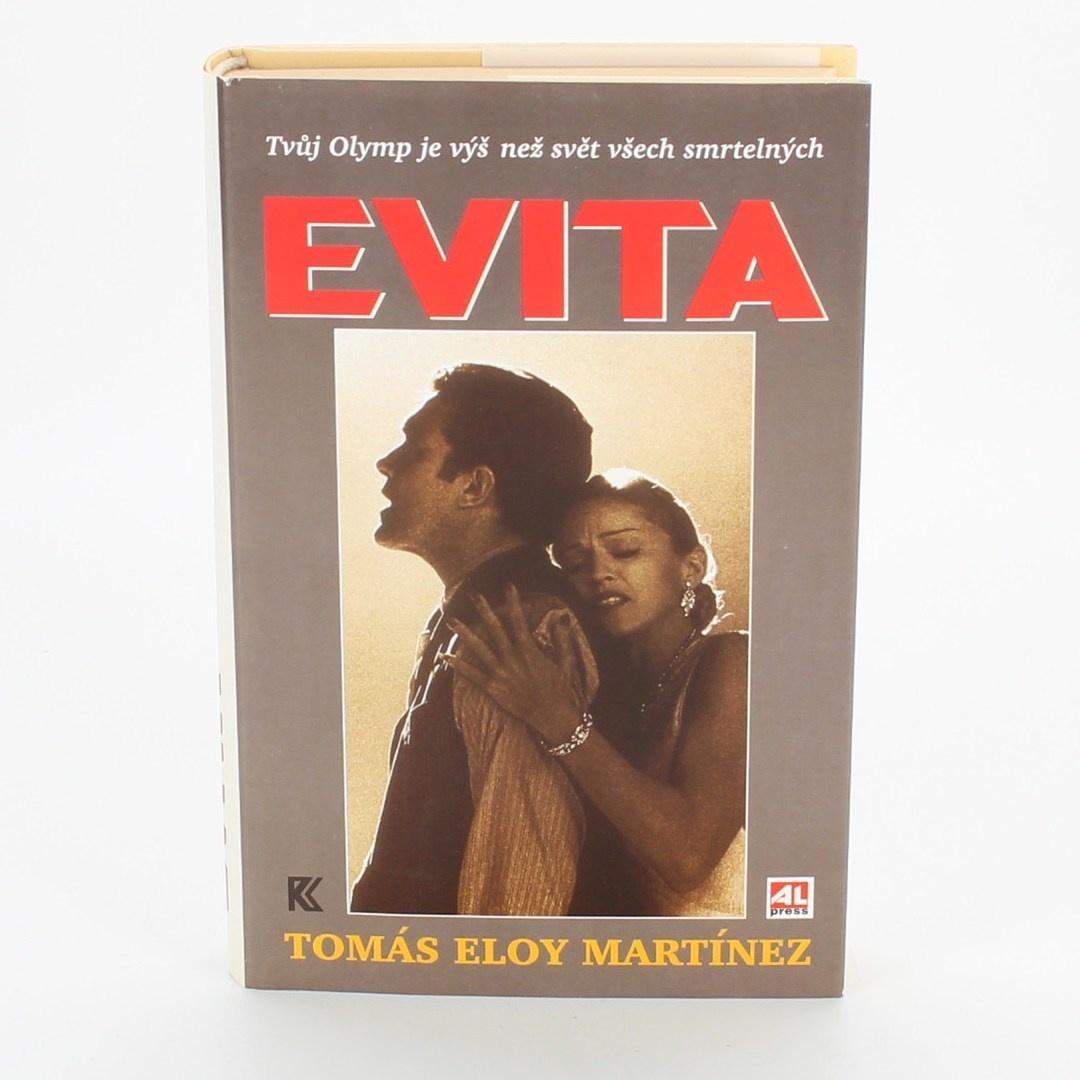 Kniha Evita - Tvůj Olymp je výš