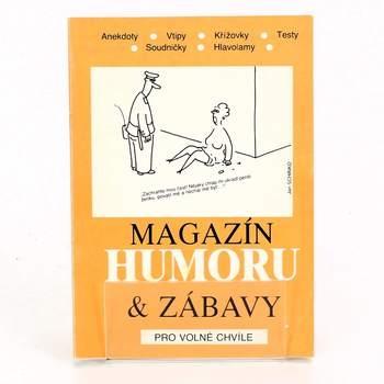 Kniha Magazín humoru a zábavy