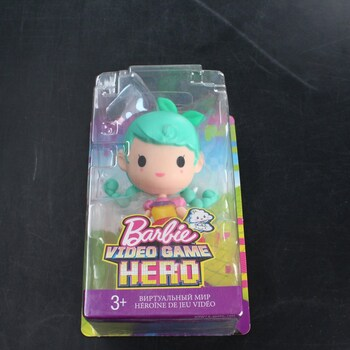 Panenka Mattel Barbie ve Světě her