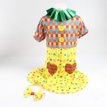 Kostým klaun pro děti Smiffys