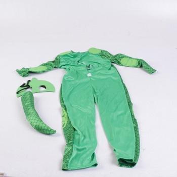 Dětský karnevalový kostým FROG krokodýl