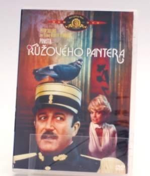 DVD Pomsta Růžového pantera