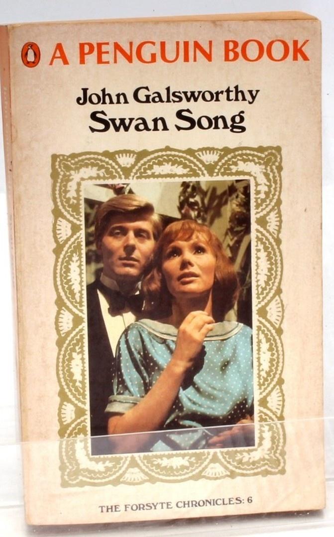 Kniha John Galsworthy: Swan Song