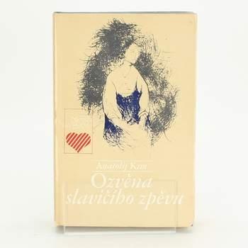 Kniha Ozvěna slavičího zpěvu Anatolij Kim