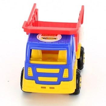 Plastová sklápěčka Wader Tema truck