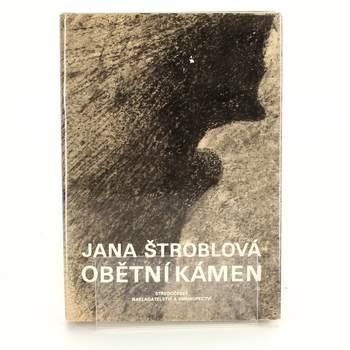 Kniha Jana Štroblová: Obětní kámen