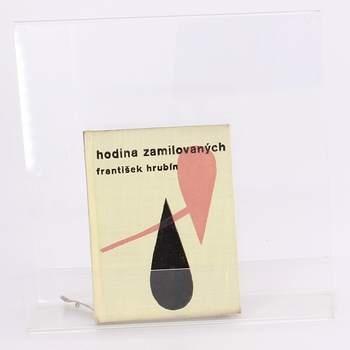 Kniha Hodina zamilovaných František Hrubín