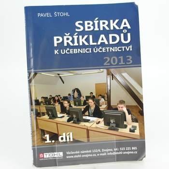 Kniha Sbírka přikladů k učebnici účetnictví