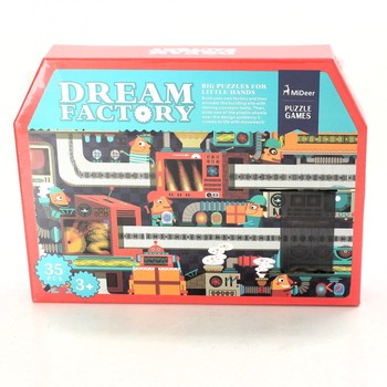 Kouzelné puzzle MiDeer Dream Factory