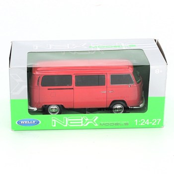 Model auta Welly 22472 VW T2 Van