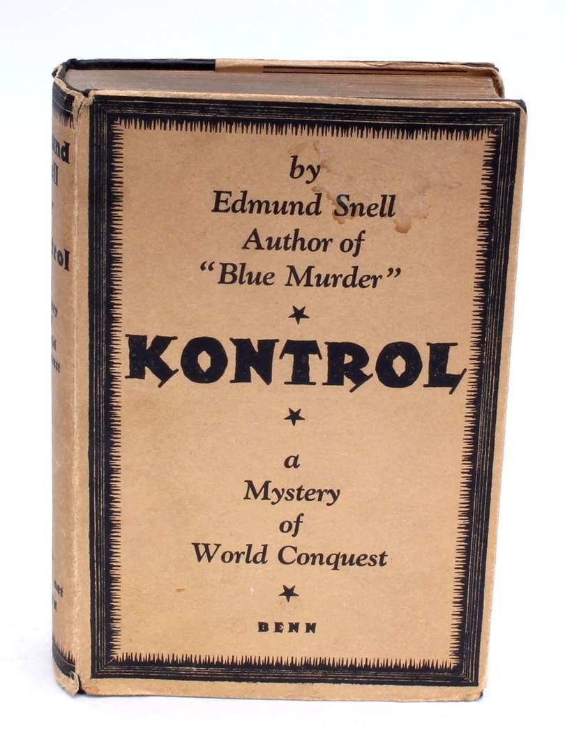 Detektivka Kontrol Edmund Snell