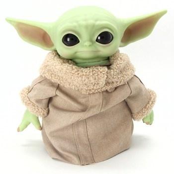 Plyšový Yoda Mattel GWD85