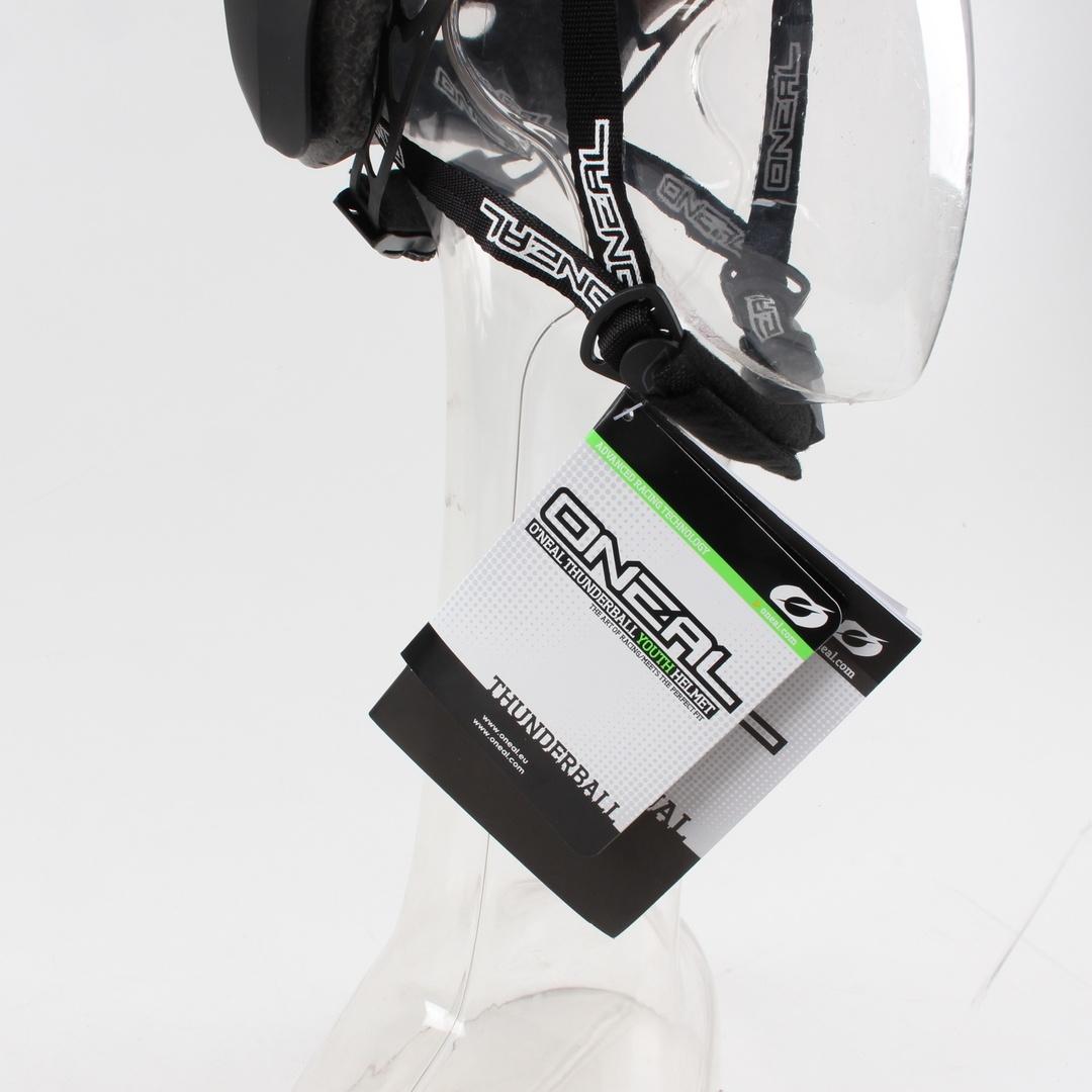 Cyklistická helma Oneal černá