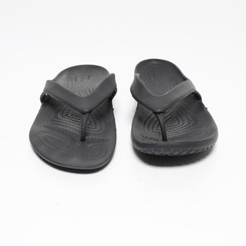 Dámské žabky Crocs Iconic Comfort černé