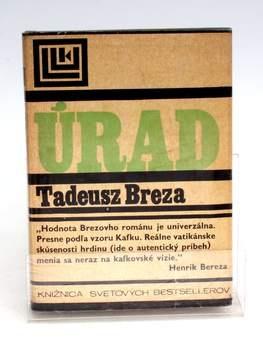 Kniha Tadeusz Breza: Úrad