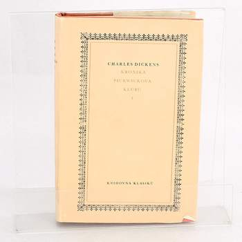 Charles Dickens: Kronika Pickwickova Klubu