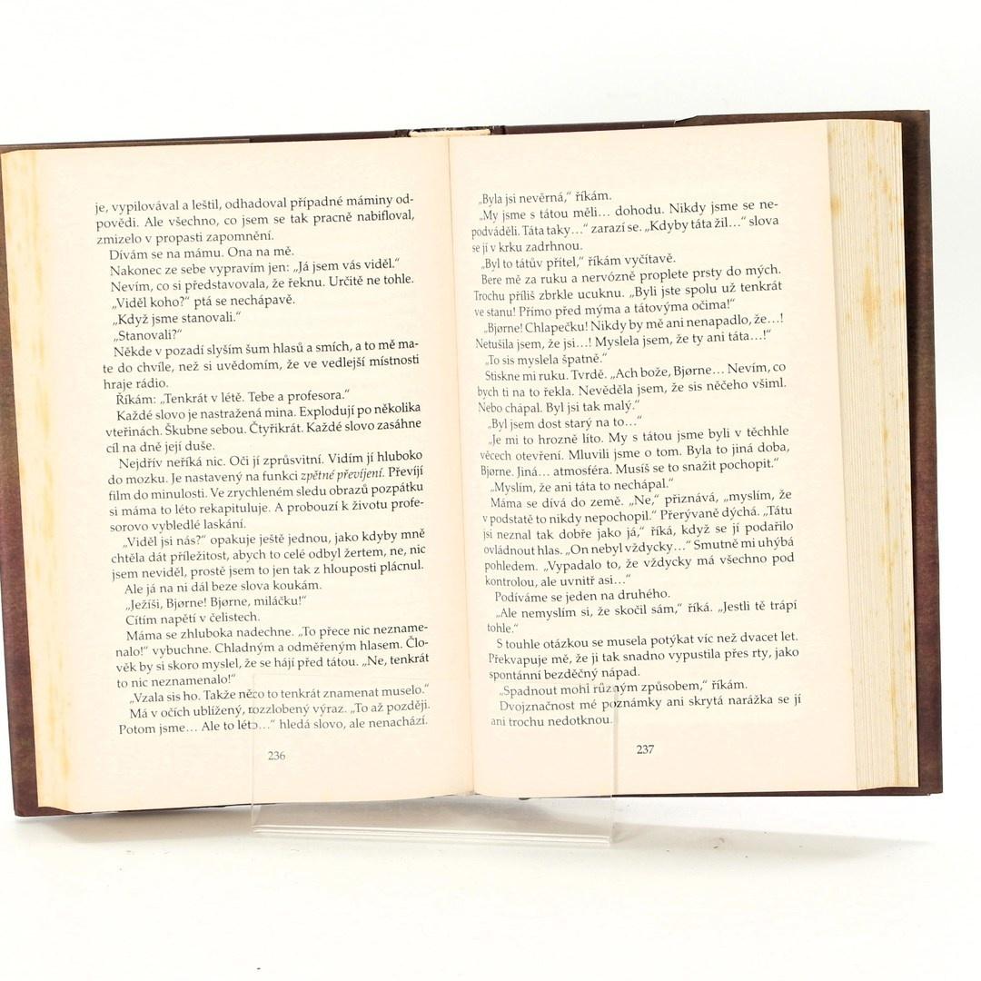 Kniha Tom Egeland: Konec kruhu