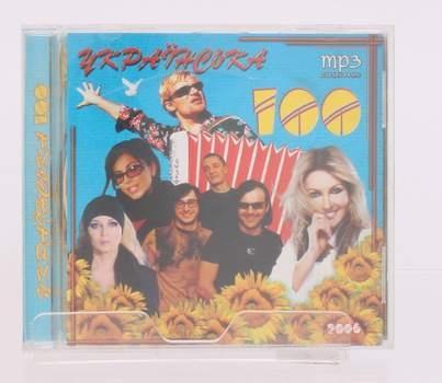 Hudební CD Ukrajinská 100